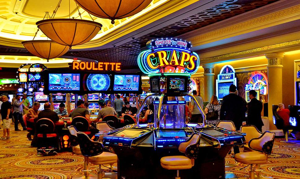 Casinos in New England